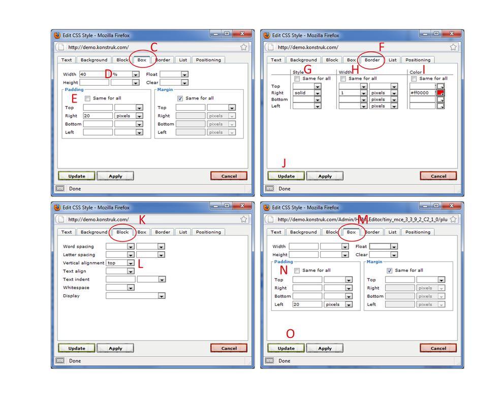 konstruk assist advanced table manipulation