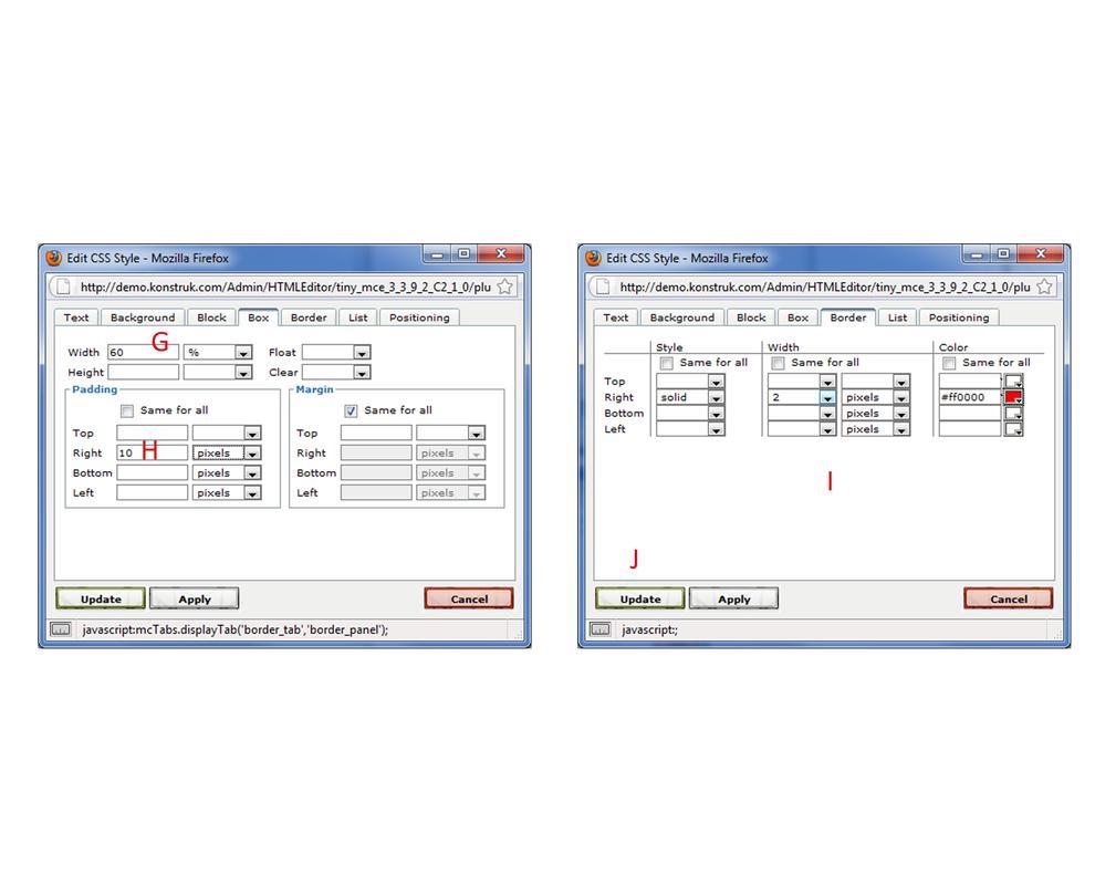 Konstruk assist complex table manipulation for Complex table design